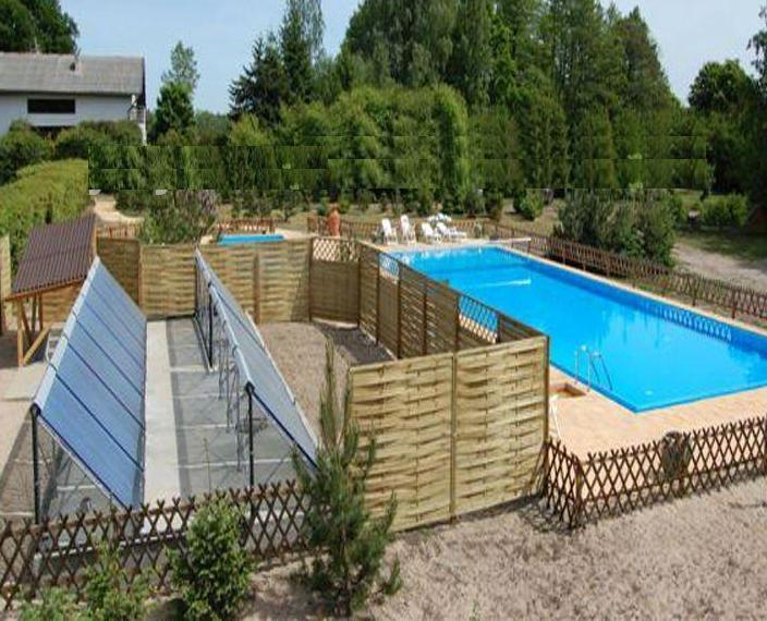 We Have Enough Daylight In Spain To Solar Power The Heating Of Your Pool.  We Use Evacuated Heat Pipes. They Are The Most Efficient FREE Way To Heat  Your ...